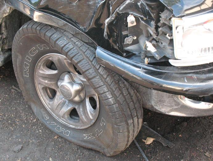 Investigation of Tire Damage